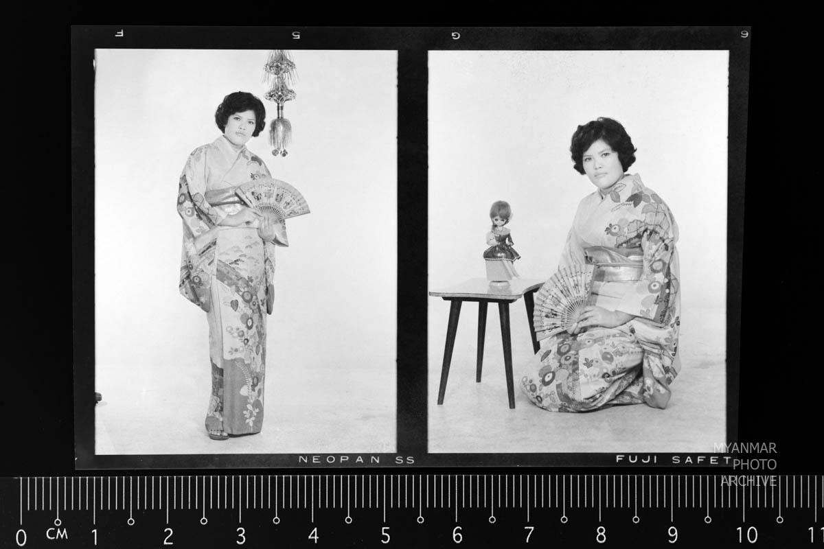 Female Standing – Bellay Photo Studio