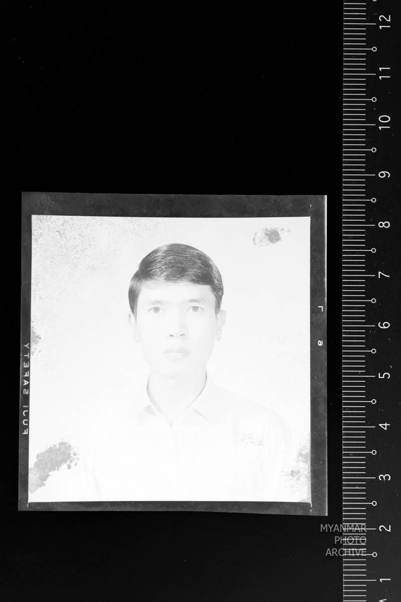 Male Portrait  / အမျိုးသားအလှဓာတ်ပုံ – Bellay Photo Studio