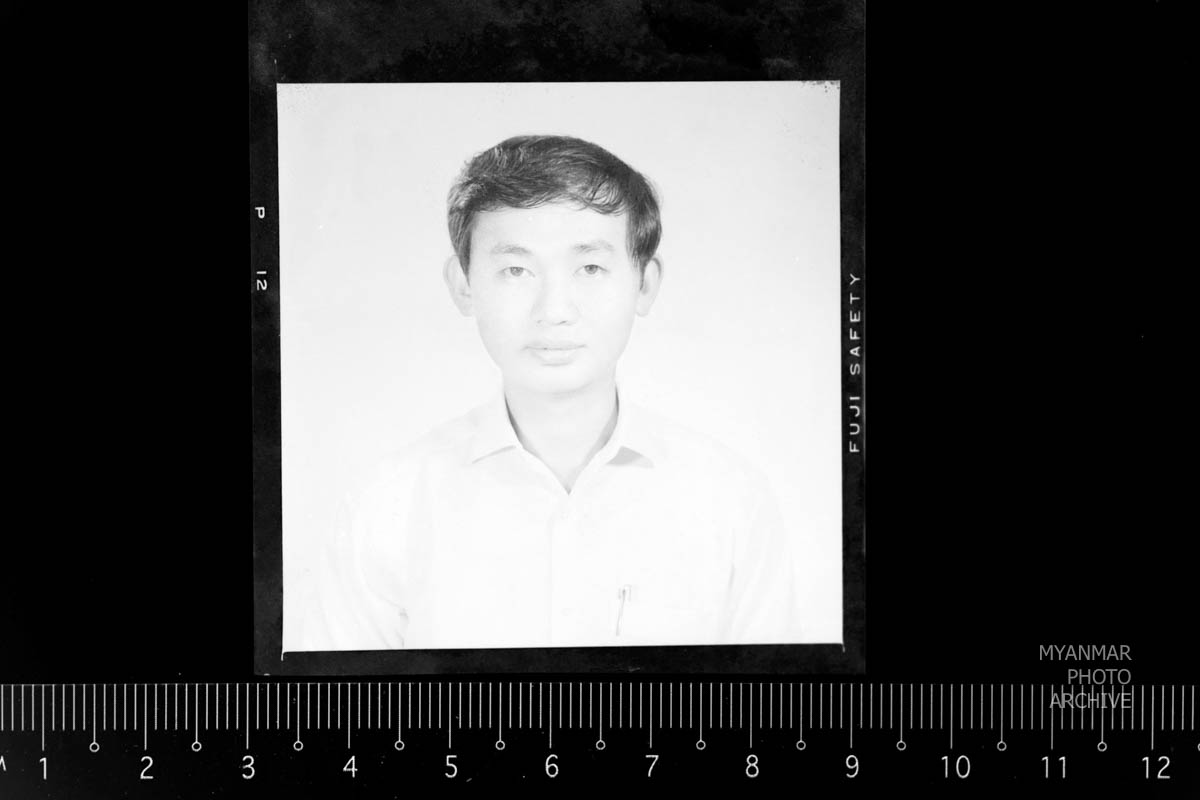Male Portrait  / အမျိုးသားအလှဓာတ်ပုံ - Bellay Photo Studio