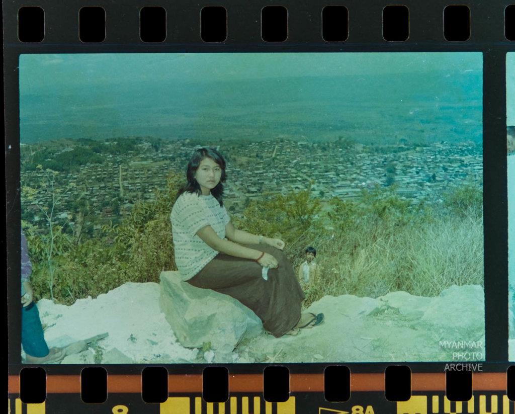 1980s, 1985, U Aung San, lantern festival, portraits, shan state, taunggyi, တောင်ကြီး, ရှမ်းပြည်နယ်